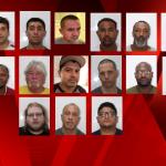 Sex Trafficking Sting Nets 17 Arrests in Nashville